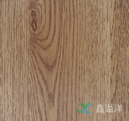 pvc同步木纹膜